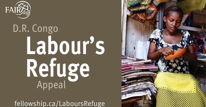 Labour's Refuge-DR Congo image