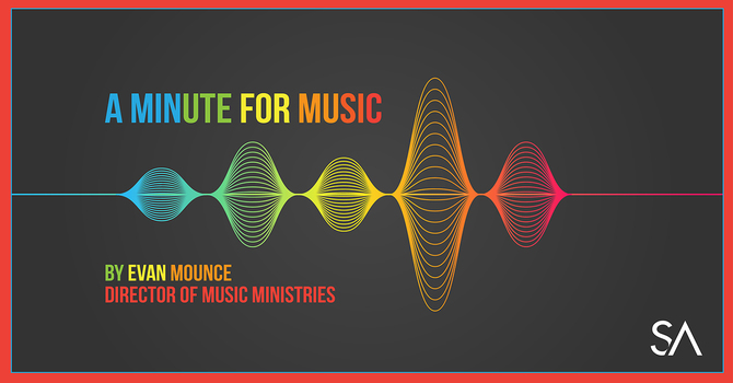 A Minute For Music by Evan Mounce & Laura Brandt