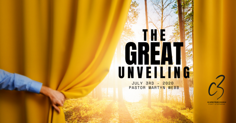 The Great Unveiling