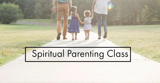 Spiritual Parenting Class 2016 image