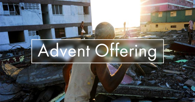 Advent Offering image