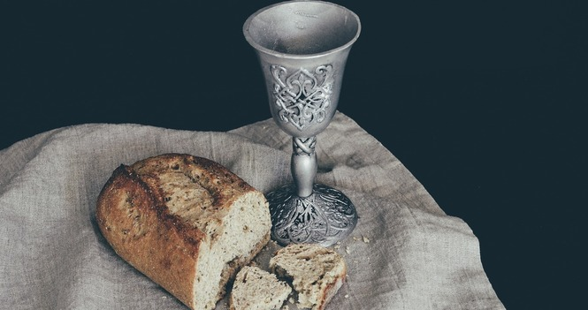 Hope Shares Online Connected Communion, August 16