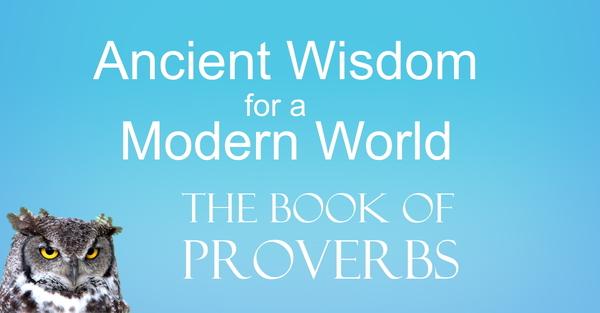 Ancient Wisdom for a Modern World