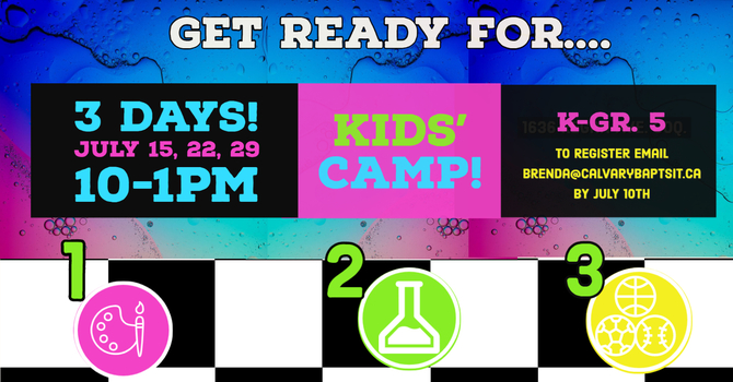 Kid's Camps