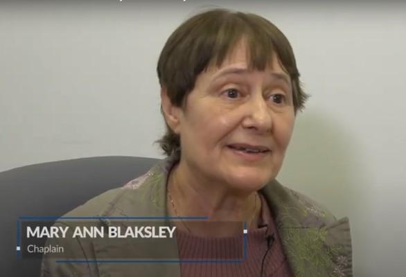 Mary Ann Blaksley