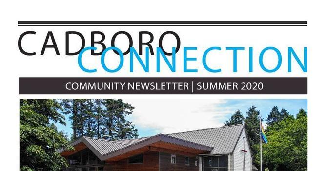 Cadboro Connection: new community newsletter