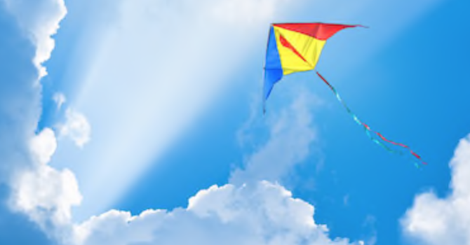 On Being Positive- Let's Go Fly a Kite