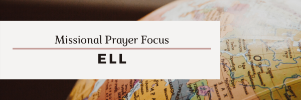 Missional Prayer Focus · July 12