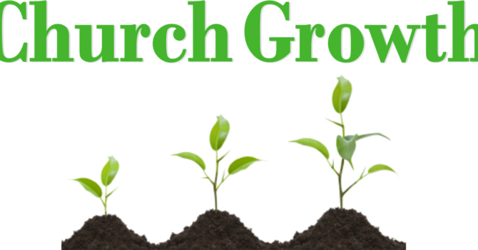 Laws of Church Growth image