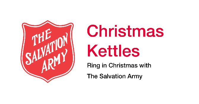 SALVATION ARMY CHRISTMAS KETTLE image