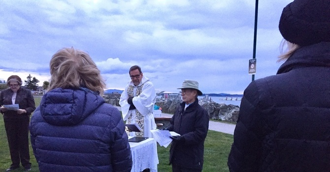 Sunrise Service, Easter Morning image