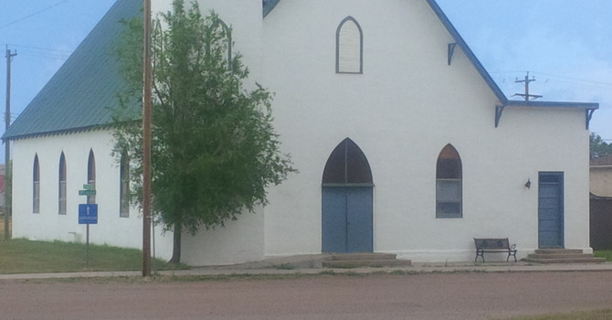 McNeill United Church, Empress