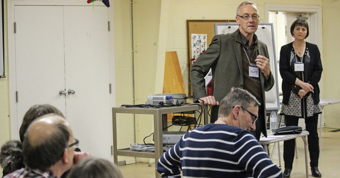 Creation Care Presentation and Conversation