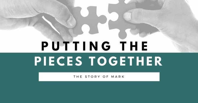 Mark 9:30-37