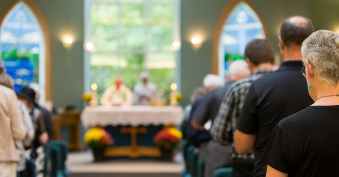 Cancelled - Contemporary Eucharist