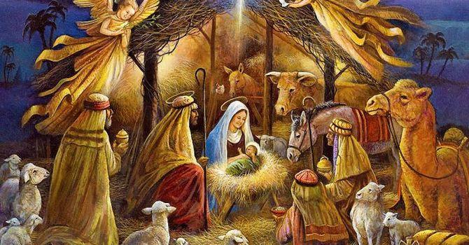 Christmas Newsletter image