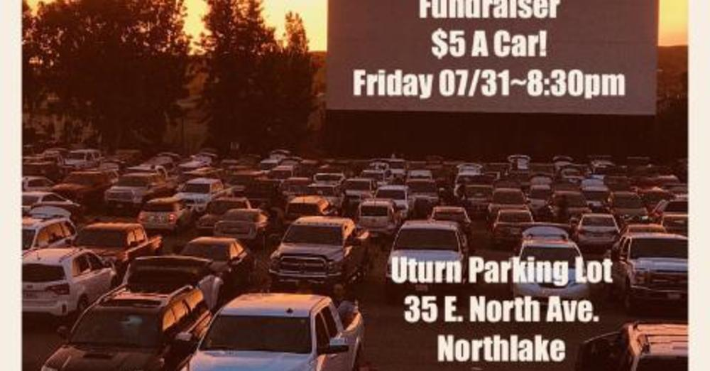 Drive-in Movie Night Fundraiser!