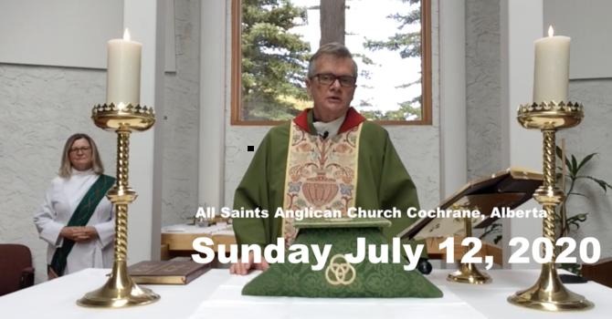 Eucharist Service July 12