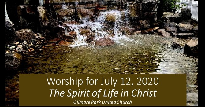 Worship for July 12