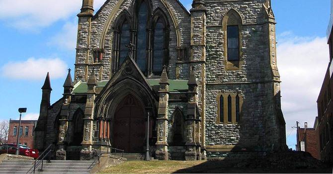 Trinity Church, Saint John