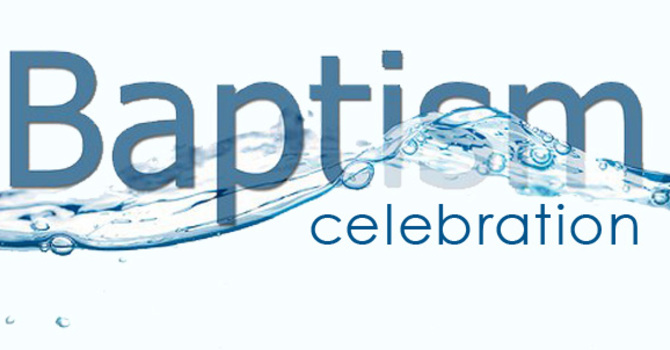Interested in being Baptized? image