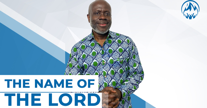 The Name Of The Lord (2020)