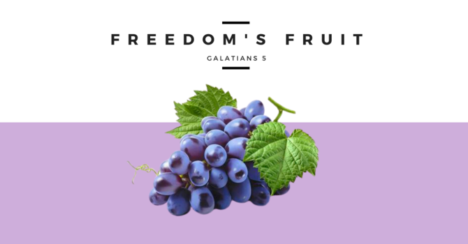Freedom's Fruit - July 12