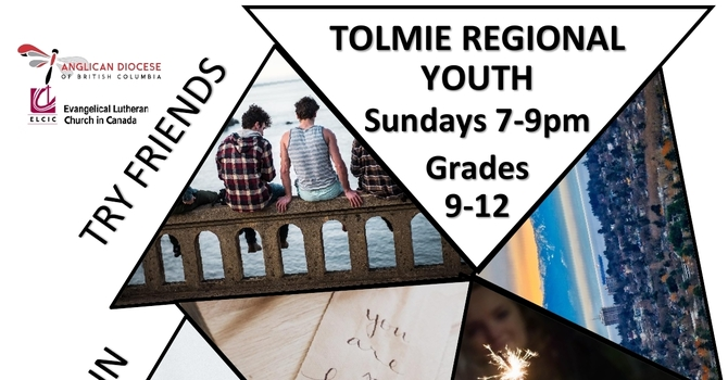 Tolmie Regional Youth (TRY) - Fall Youth Group