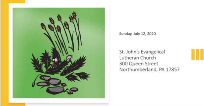 July 12th Services
