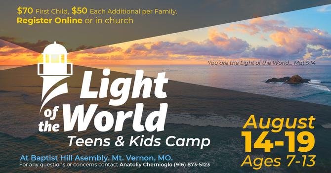 Teens & Kids Camp 2020