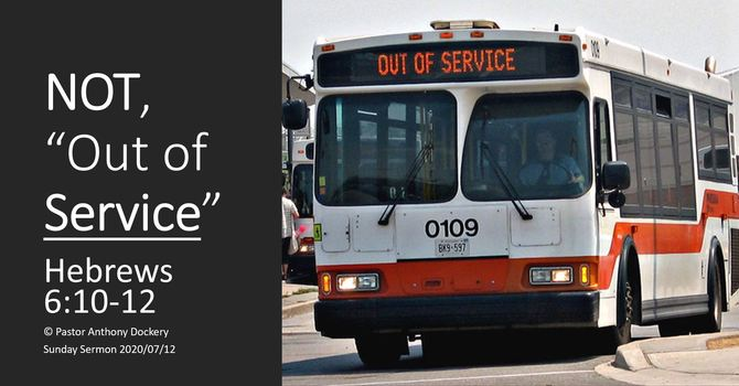 "NOT ""Out of Service"" 