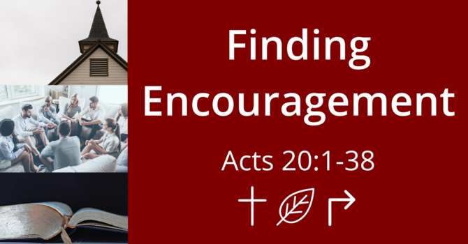 Finding Encouragement