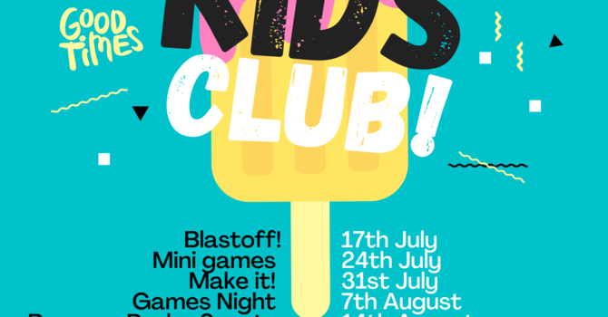 Kids Club Term 3 image
