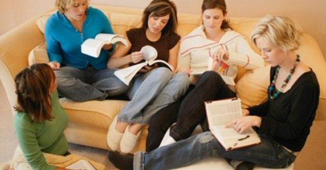 Women's Bible Study and Prayer