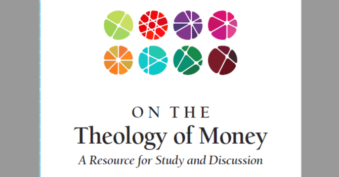 Theology of Money resource now available image