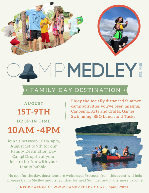 Longing for camp?