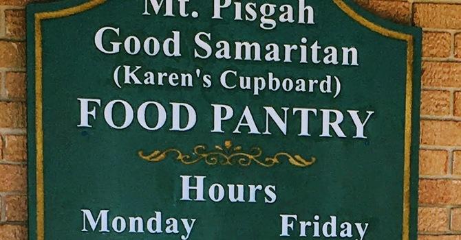 Good Samaritan Food Pantry