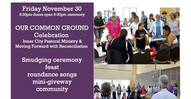 Common Ground Celebration