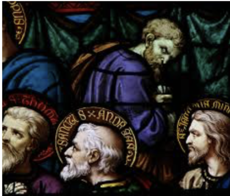 20th July - Jesus predicts his betrayal