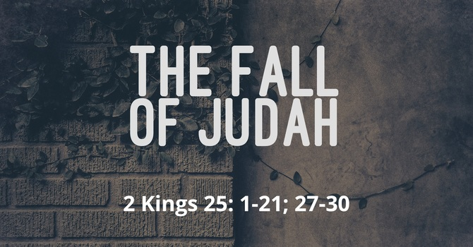 The Fall of Judah