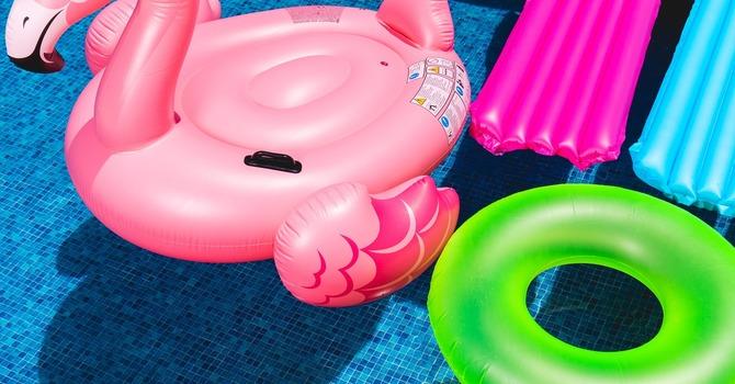 Koinonia: Pool Party!
