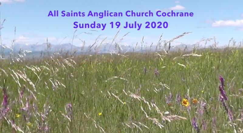 Eucharist Service July 19