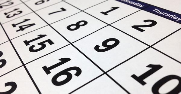 2021 Church Calendars