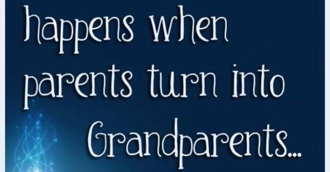 Grandparenting image