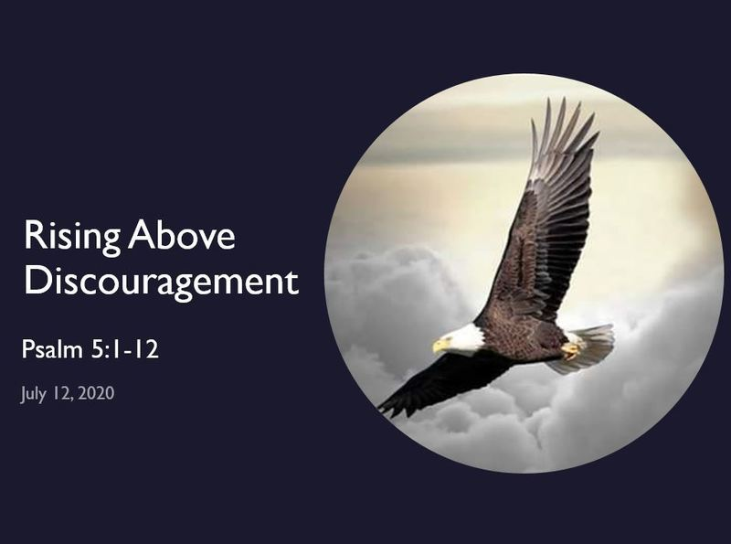 Rising Above Discouragement