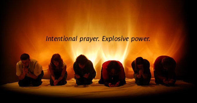 Start the New Year with prayer image