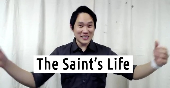 The Saint's Life Beyond the Troubled Afflicted Life