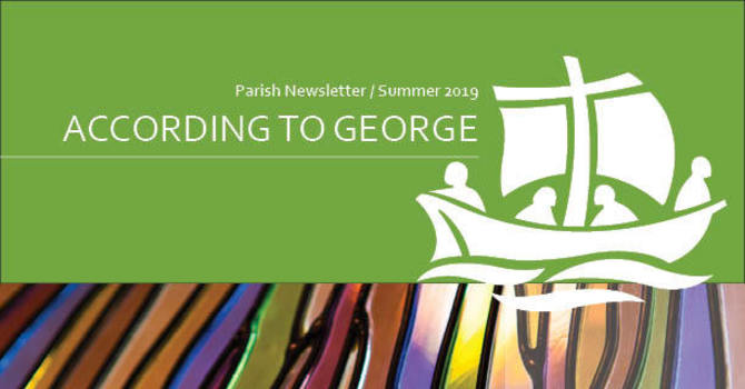 According to George: Summer Issue image
