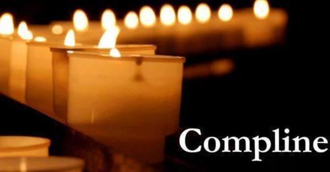 Night Prayer - Friday, April 3rd image