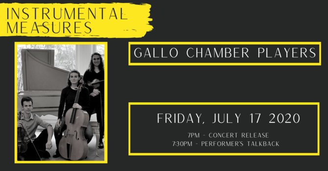 Gallo Chamber Players image